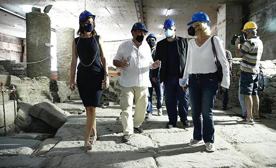 Η Θεσσαλονίκη δεν επιστρέφει στο επίπλαστο δίλημμα ή Μετρό ή Αρχαία